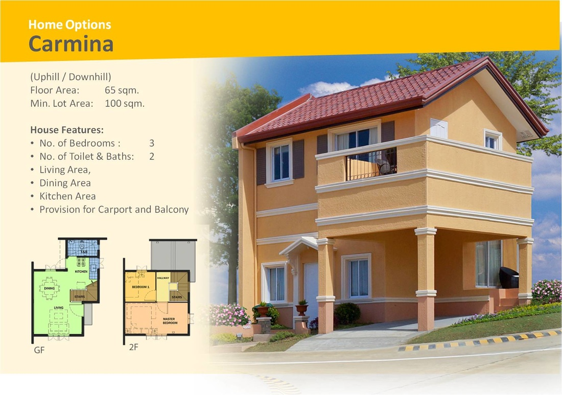 Camella silang tagaytay drina house and lot for sale in tagaytay city - Picture